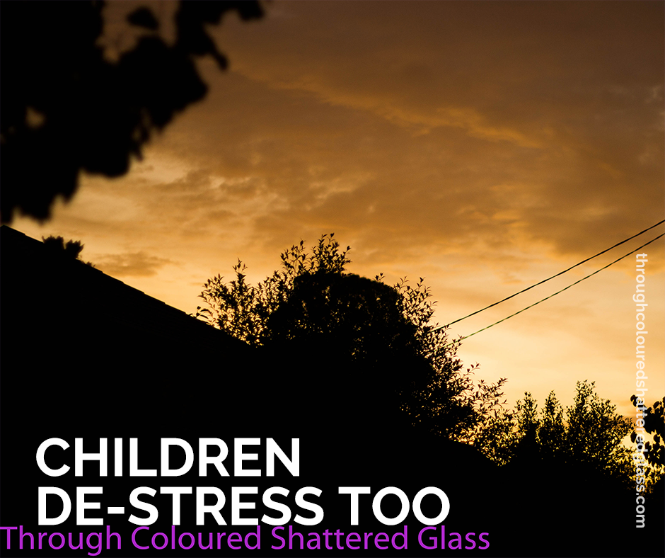 Children De-Stress Too