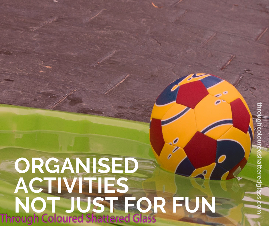 Choosing extra-carricular activities