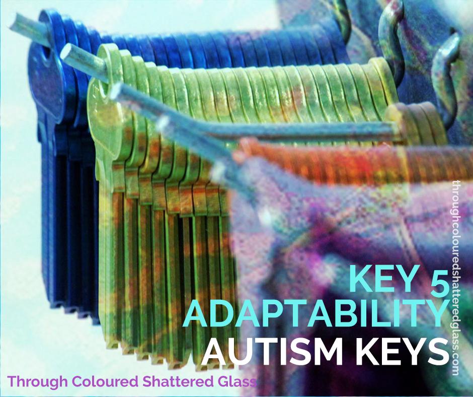 Autism Keys 5: Adaptability