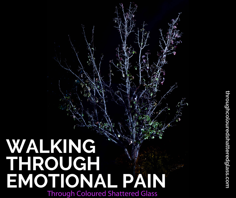 Walking Through Emotional Pain