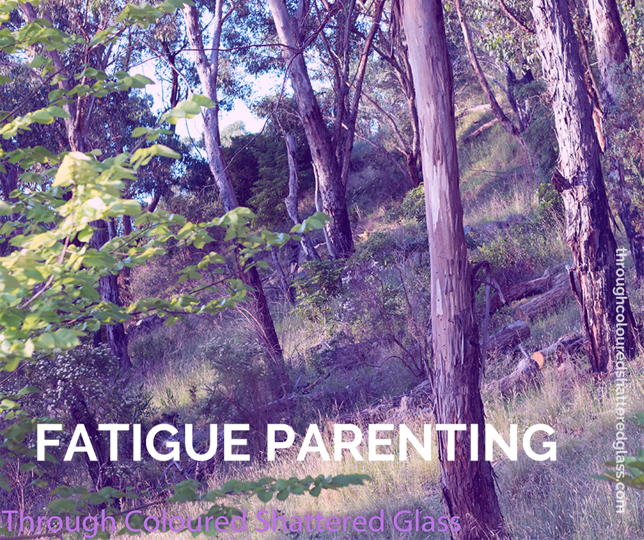 Fatigue Parenting
